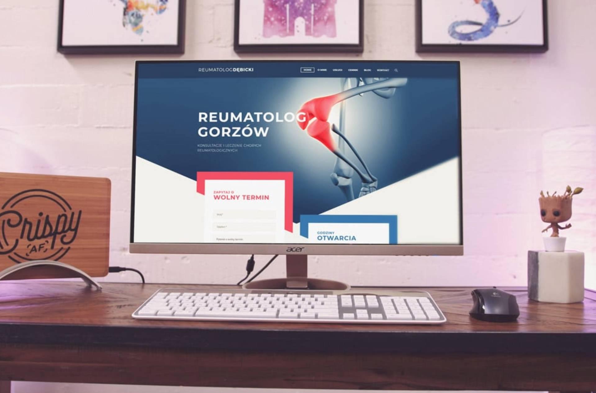 Roan24 Reumatolog Debicki.pl Strona Internetowa