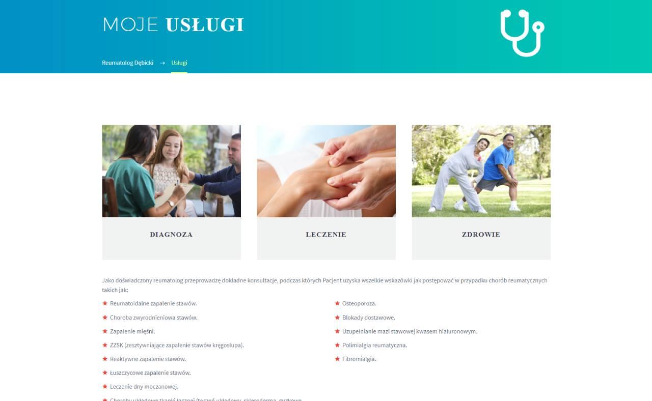 Roan24 Reumatolog Debicki.pl Moje Usługi
