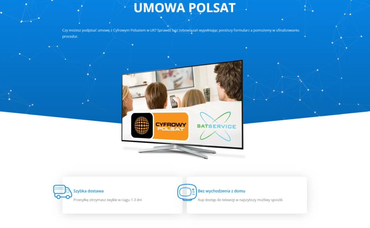 ROAN24 Sat Service Umowa Polsat