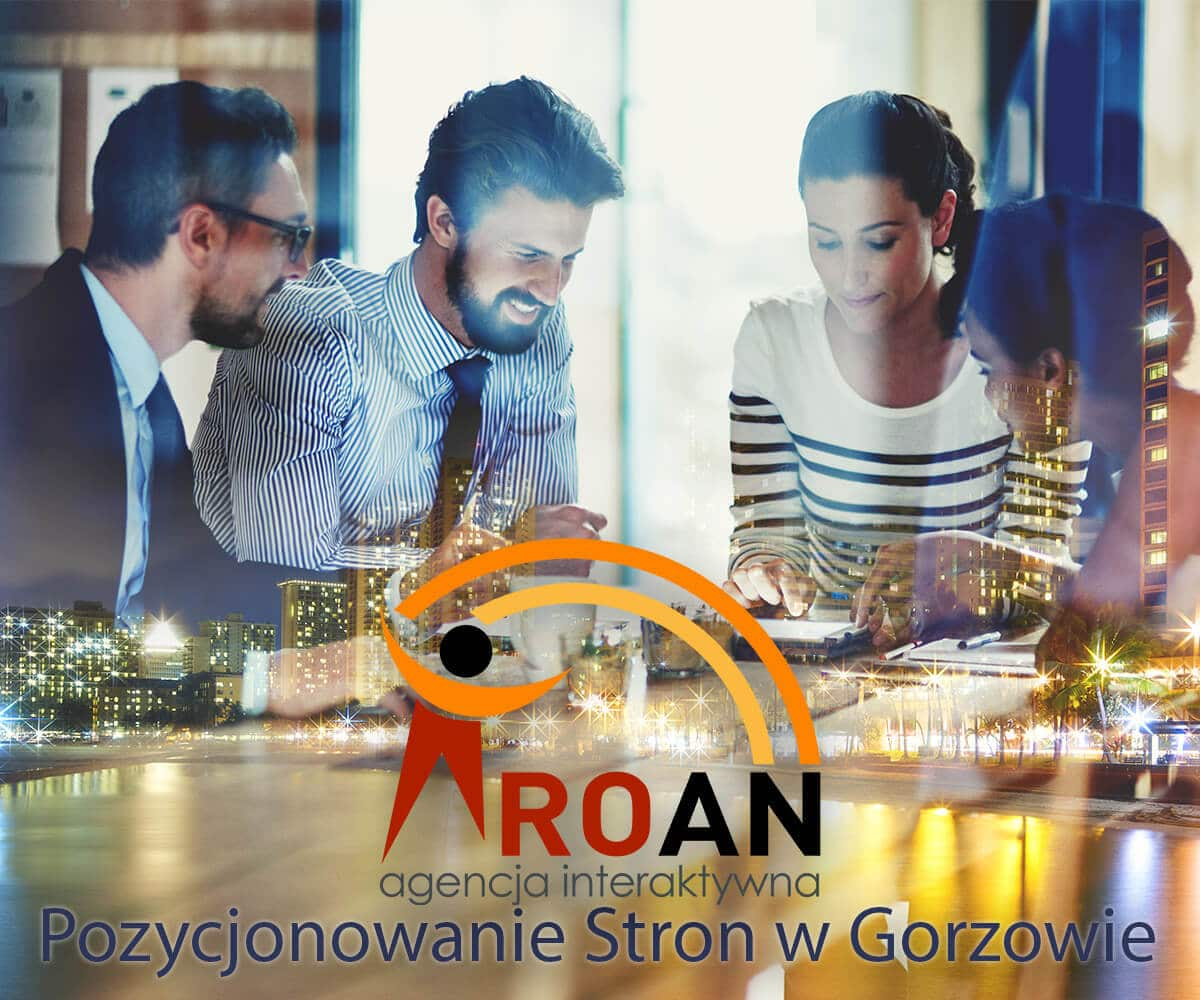 Positionierung der Webseiten in Gorzow Wielkopolski Agencja Interaktywna Roan24