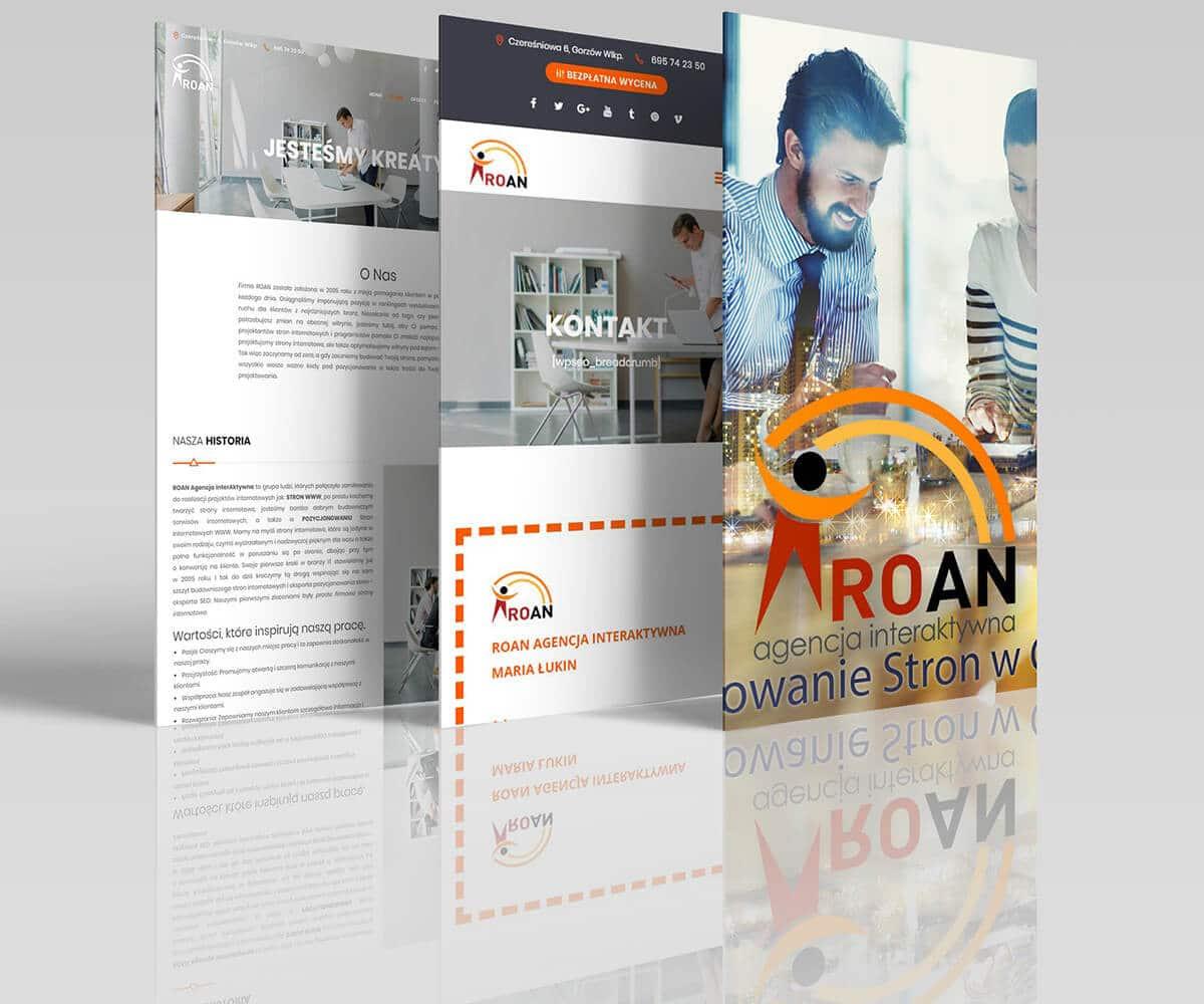 Roan24 Agencja Interaktywna Z Gorzowa Wielkopolskiego Projektowanie Pozycjonowanie Stron Internetowych
