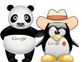 Pozycjonowanie Stron w Google Algorytmy Panda Pingwin